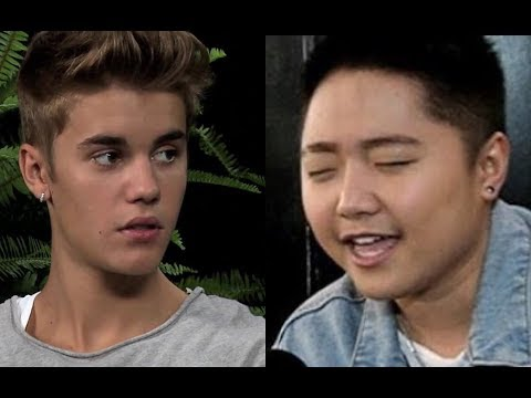 Justin Bieber reacts to Jake Cyrus version of Despacito