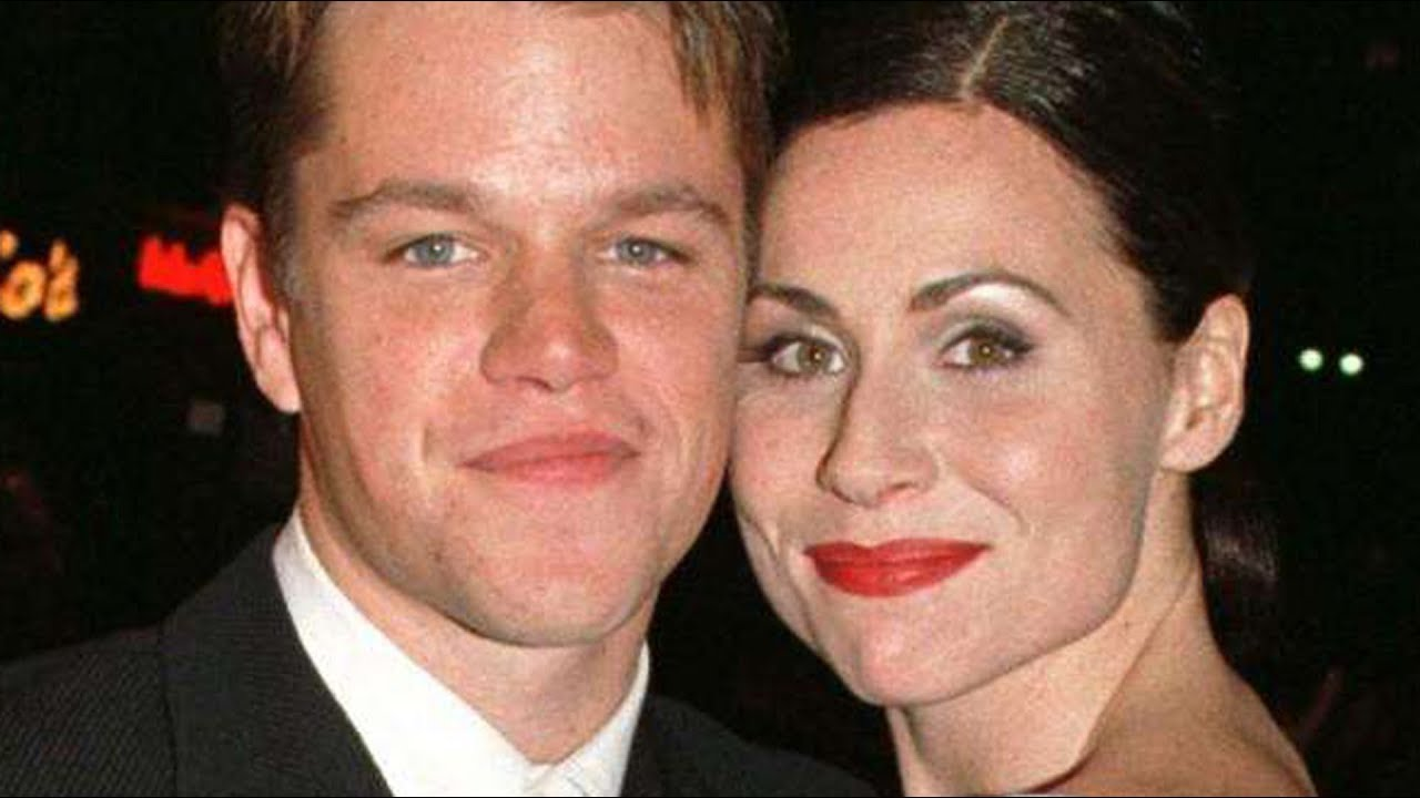 Minnie Driver met ex Matt Damon for first time in 20 years: 'We had a ...