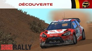 Découverte #71 : Richard Burns Rally 16