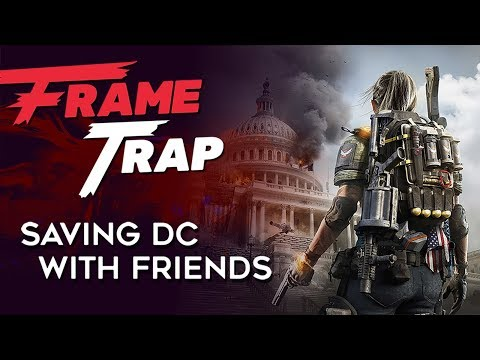 "Frame Trap - Episode 77 ""Saving DC With Friends"" thumbnail"