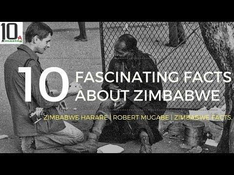 Zimbabwe Harare   Robert Mugabe   Zimbabwe facts