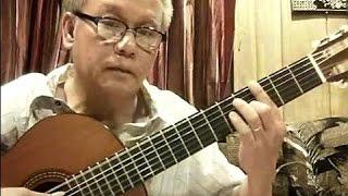 Lệ Đá (Trần Trịnh - thơ: Hà Huyền Chi) - Guitar Cover by Hoàng Bảo Tuấn