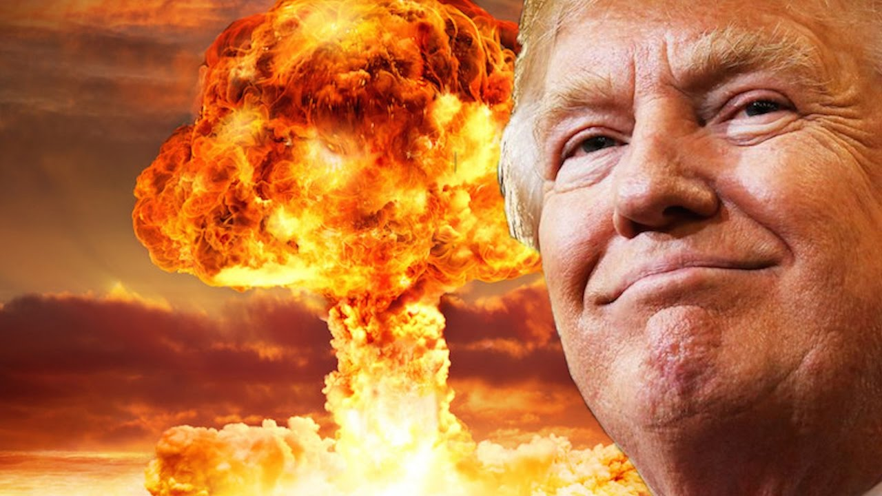 Image result for trump bomb