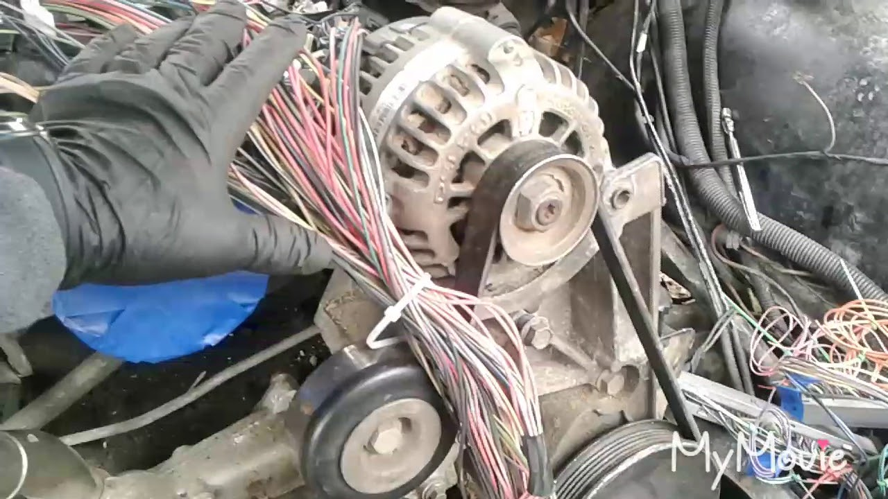 Ls Swap  Wiring It Up