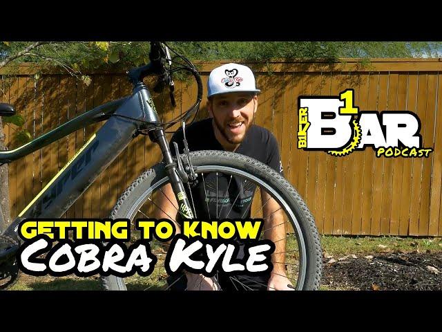 B1KER Bar Ep. 72 - Cobra Kyle