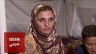 معاناة النازحين العراقيين في مخيم بحركة بأربيل
