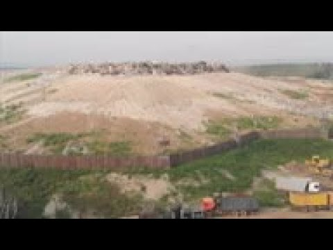 Landfill Becomes Landmark In Russia