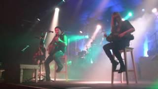 Eluveitie - Setlon - live @ Das Zelt, Luzern 5.11.2016