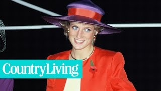 14 Ways Princess Diana Broke Royal Protocol | Country Living