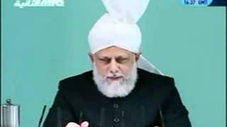 Проповедь Хазрата Мирзы Масрура Ахмада (22-10-2010)clip-8.flv