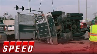 Wrecked - Season 1 Episode 10 - Keep On Trucking | SPEED