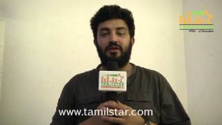 Siddharth Vipin At Hello Naan Pei Pesuren Movie Team Interview