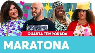 MARATONA TÔ DE GRAÇA! Os melhores momentos da temporada 👀😂 | Tô de Graça | Humor Multishow