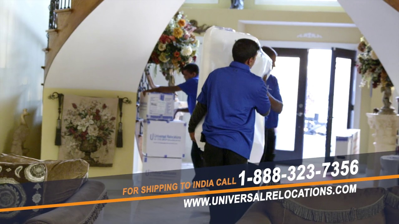 Shipping to India from USA | Furniture Shipping | Ship Container to