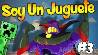 SOY UN JUGUETE!! #3 LAS VECES QUE MAS MUERO!! XD TOY STORY Minecraft Makiman