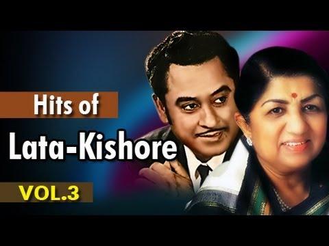 lata mangeshkar kishore kumar superhit romantic hindi songs collection youtube