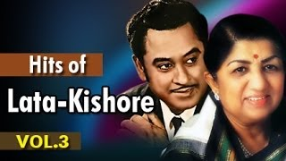 Best of Lata Mangeshkar & Kishore Kumar | Superhit Romantic Hindi Songs Collection