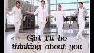 WORLDWIDE - Big Time Rush (Lyrics on Screen)