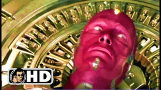 "AVENGERS: INFINITY WAR ""Shuri Saves Vision"" Movie Clip NEW (2018) Marvel Superhero Movie HD"