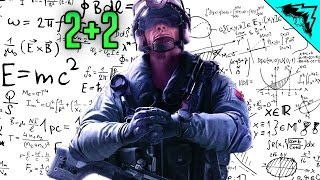 JACKAL MATH - Rainbow Six Siege Multiplayer Gameplay EPIC & Funny Moments