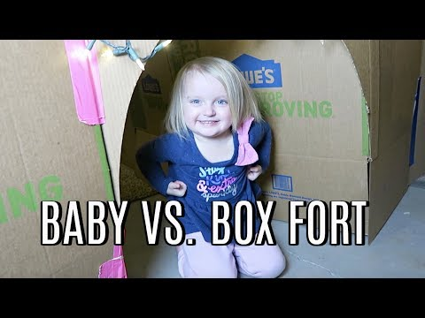PARKER vs. BOX FORT!