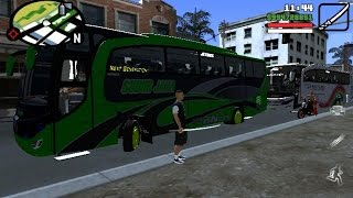 EXCLUSIVO !! MOD PACK DE ÔNIBUS DFF GTA: SA ANDROID