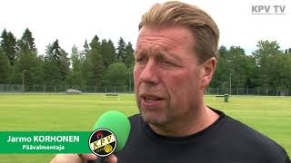 AC Kajaani - KPV la 7.7.2018 - Otteluennakko