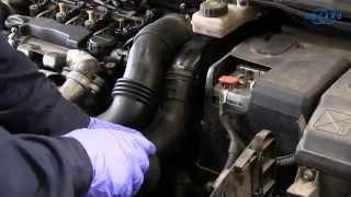 Peugeot 307 hdi -  Remplacement du filtre à carburant