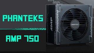 [Cowcot TV] Présentation alimentation PC Phanteks AMP 750