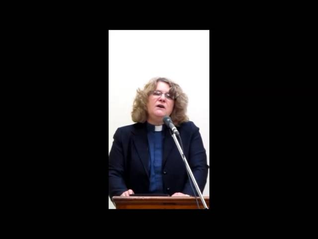 Reflections from Church service by Rev. Sharon Lohnes February 7 2016