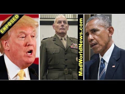 TRUMP EXPOSES WHAT OBAMA DID 6 MONTHS AFTER DEATH OF GEN KELLY'S SON MEDIA SILENT!