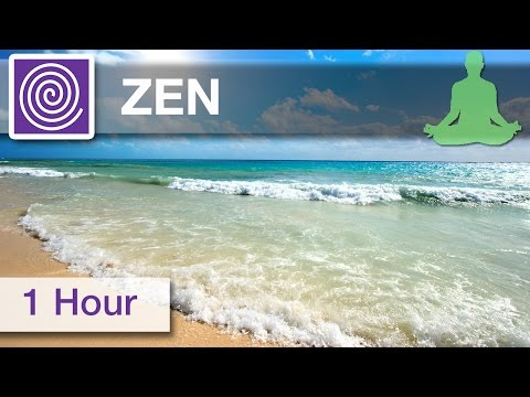 Zen Meditation Music - 1 Hour ☯ Chakra Balance, Zen Music, Calming Music, Soothing Sounds