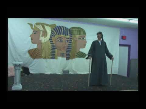 Tahteeb Saidi Egyptian Cane Dance by Karim Nagi