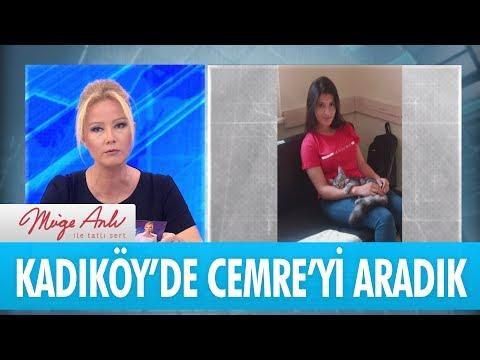 Kadıköy'de Cemre'yi aradık - Müge Anlı İle Tatlı Sert 4 Ekim 2018