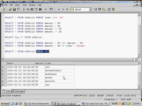 116 SQL Query B