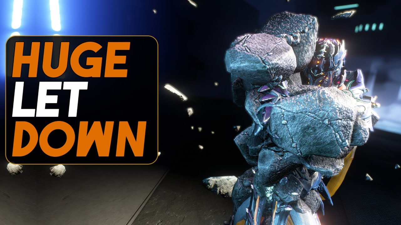 Warframe: This Glassmaker Reward Is A Letdown thumbnail