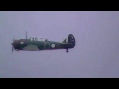 Wings Over The Illawarra 2016 day 2 (CAC CA -3 MK II Wirraway)