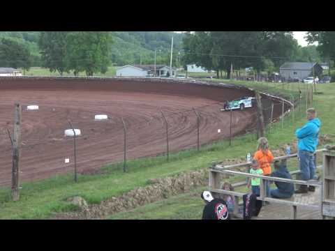 Midway Speedway | 6.5.16 | Late Models | New Track Record | 13.277 | Freddie Carpenter
