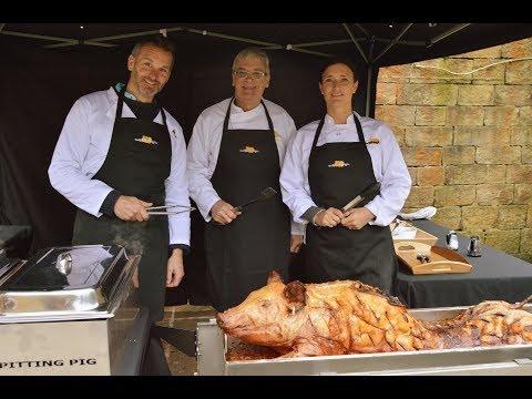 A Hog Roast Training Day With Hartley's Hog Roast