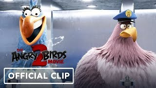 "The Angry Birds Movie 2 - Official ""Bathroom"" Clip"