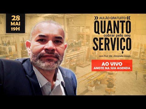 AULÃO GRATUITO - QUANTO COBRAR PELO SEU SERVIÇO