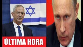 Inesperado Ataque de Rusia a Israel hace temer un Terrible Conflicto Abierto entre los países.