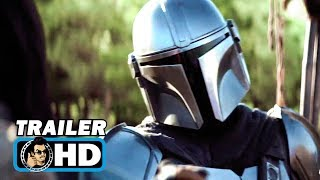 THE MANDALORIAN Trailer #2 (2019) Star Wars Disney+ Series HD