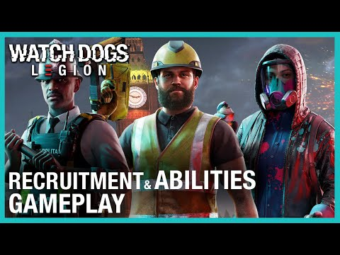 Watch Dogs: Legion: Can a Construction Worker Save London? | Gameplay | UbiFWD July 2020 |Ubisoft NA
