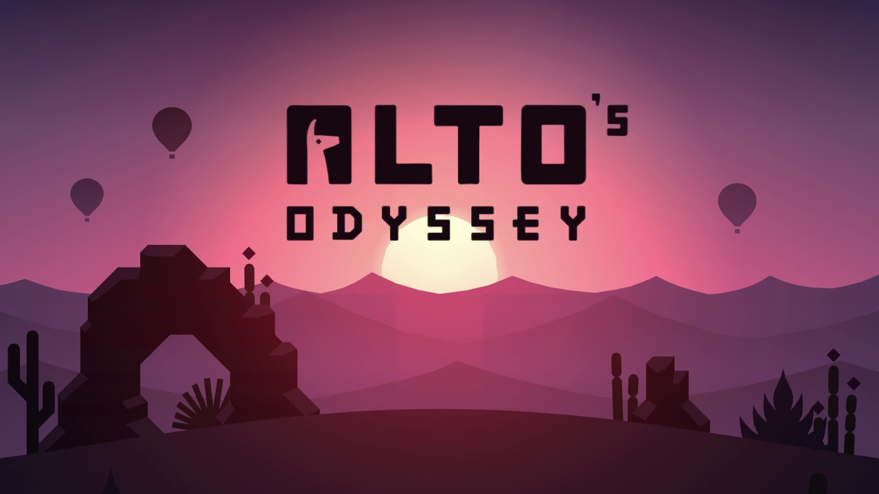 Alto's Odyssey OST - Music - YouTube
