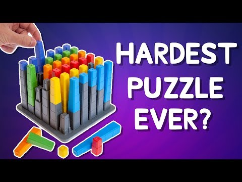 Why Can't Anyone Finish These Puzzles? • 11 Products That Will Melt Your Brain