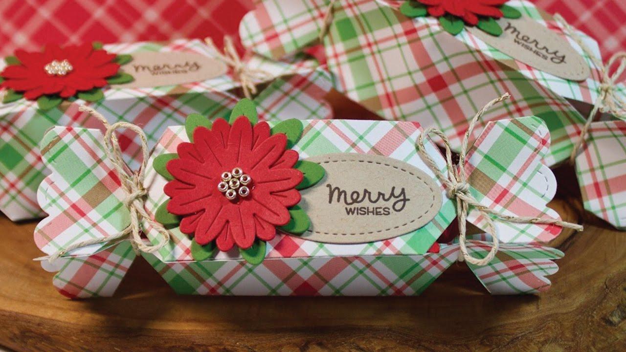 how to make diy christmas crackers youtube - Diy Christmas Crackers