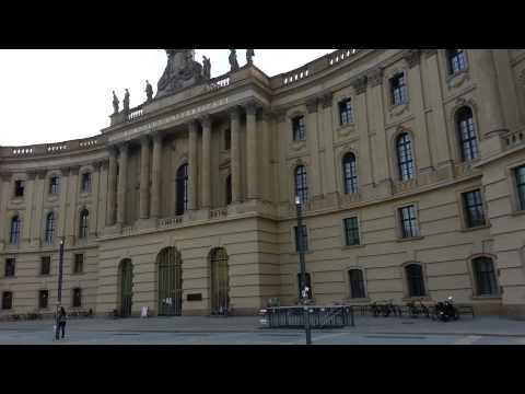 Law Faculty Humboldt University Berlin