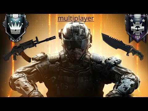 Black ops 3 multiplayer fun with cohen carroll