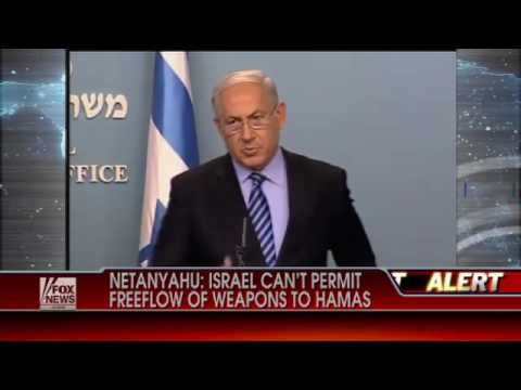 Israeli PM Netanyahu Defends Gaza Flotilla Attack